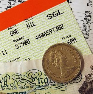 Scotland and Wales receive a much higher rail subsidy than England