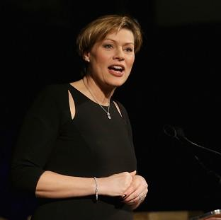 Romsey Advertiser: Kate Silverton has struggled for years with fertility problems, undergoing IVF a number of times