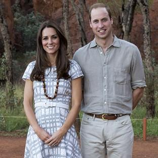 Romsey Advertiser: The Duke and Duchess of Cambridge are meeting youngsters in an Adelaide suburb