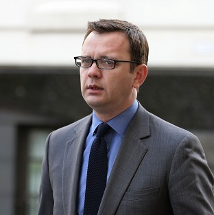 Andy Coulson acknowledged a