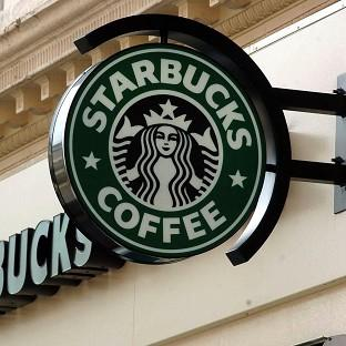 Starbucks' turnover fell from �413 million to �399 million in the year to October 2013