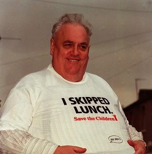 Romsey Advertiser: The late Sir Cyril Smith