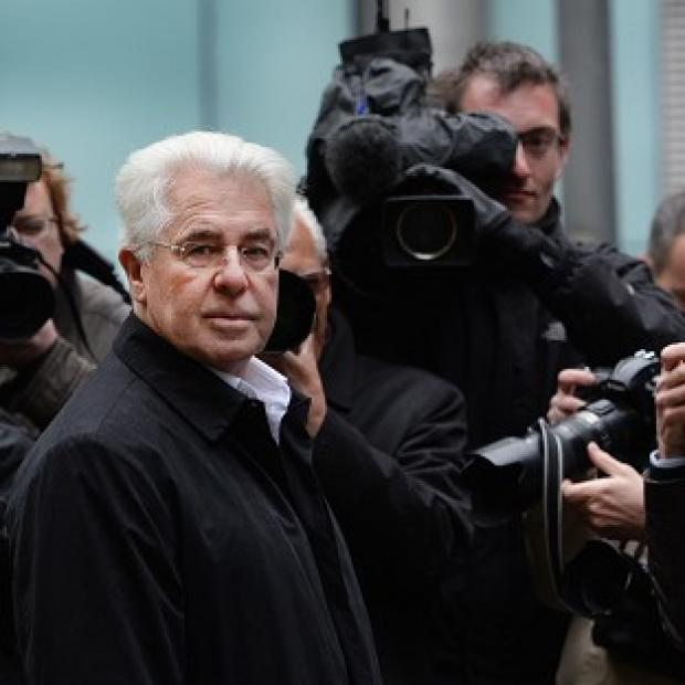 Romsey Advertiser: Publicist Max Clifford arriving at Southwark Crown Court in London