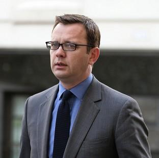Andy Coulson said he made a mistake over the David Blunkett story
