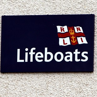 Two RNLI lifeboats and two nearby boats rescued the 12 canoeists