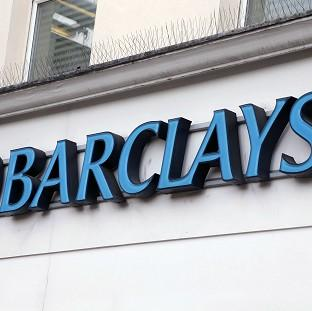 Romsey Advertiser: Barclays' profits fell to �1.69bn in the first quarter because of a slump in earnings in its investment bank