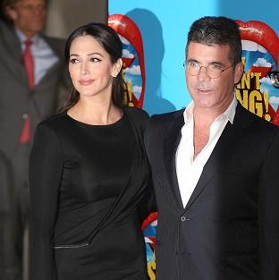 Romsey Advertiser: Simon Cowell has tweeted photos of his girlfriend Lauren Silverman and their son Eric