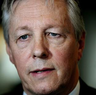 Romsey Advertiser: Peter Robinson said his deputy Martin McGuinness needed to clarify his views
