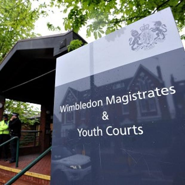 Romsey Advertiser: Odel Munroe will appear at Wimbledon Magistrates' Court over the death of Martin Thomas