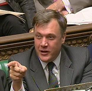 Romsey Advertiser: Shadow chancellor Ed Balls has said he will accept his punishment for failing to stop after driving into another car