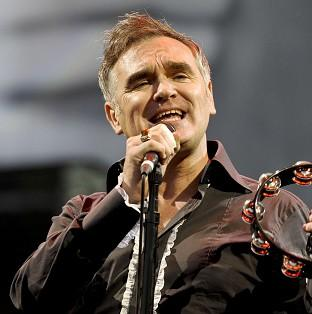 Morrissey is a prominent vegetarian and vocal opponent of the livestock industry