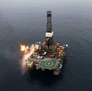 A BP executive said there are real risks involved in oil exploration in Ireland