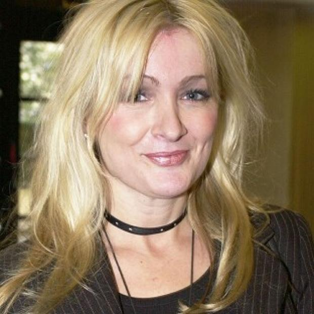 Romsey Advertiser: Caroline Aherne has previously been treated for bladder cancer and retinoblastoma
