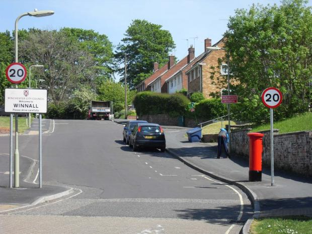 Romsey Advertiser: New speed limits now introduced on Winchester estates
