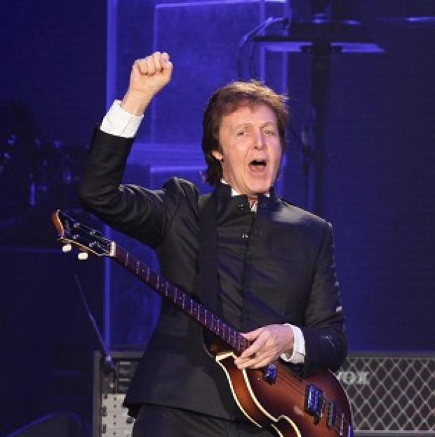 Romsey Advertiser: Paul McCartney has cancelled a tour because of illness.