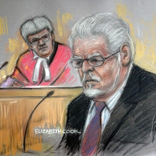 Rolf Harris 'sickened' over affair