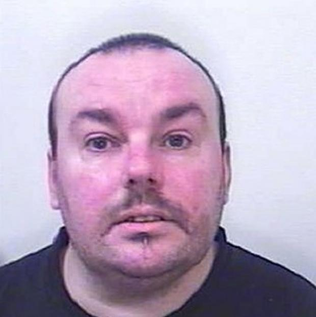 Romsey Advertiser: David Truscott has been jailed for five years at Exeter Crown Court after threatening to kill a family who tried to stop him targeting their farm.