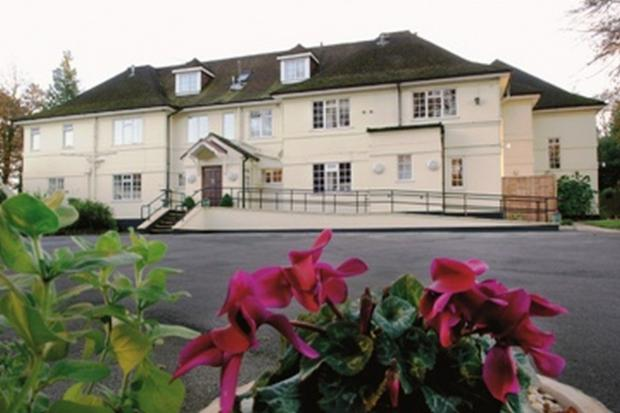 Winchester care home voted one of the top in the South East