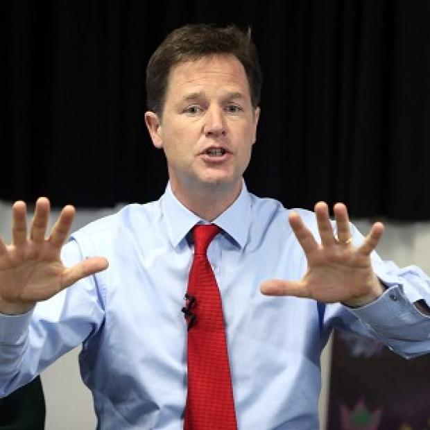 Romsey Advertiser: Nick Clegg has sounded a rallying call to the Liberal Democrats after recent poll reverses.