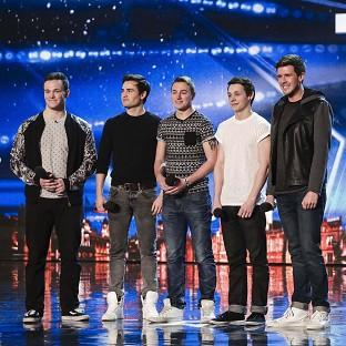 Collabro claimed the spoils in