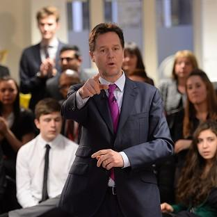 Nick Clegg says all schools should have qualified teachers and follow a core curriculum