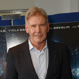 Romsey Advertiser: Harrison Ford is being treated in hospital for an ankle injury, a spokesman said (AP)