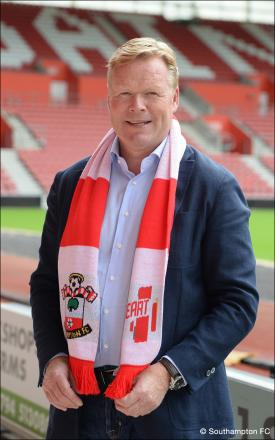 Ronald Koeman - only as good as the players at his disposal