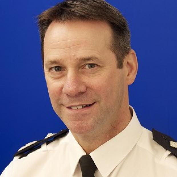 Romsey Advertiser: Mark Gilmore, chief constable of West Yorkshire Police, has been suspended