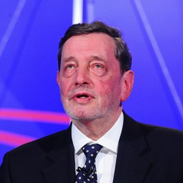 Romsey Advertiser: David Blunkett will stand down as MP for Sheffield Brightside and Hillsborough at the next general election