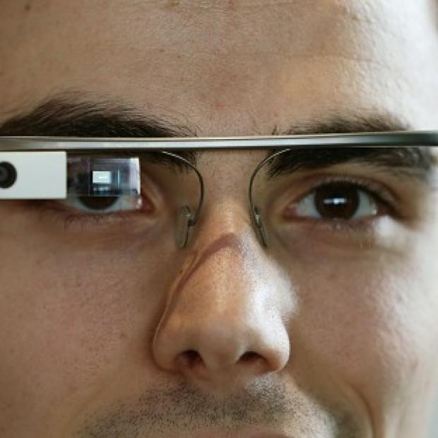 Romsey Advertiser: Google Glass is being made available to UK consumers for the first time