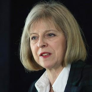 Theresa May said an increasing amount of technology was making it more difficult for the state to protect the public