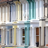 House price growth 'halved'