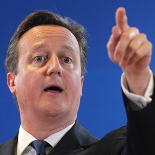 PM 'danger to economy' - Miliband