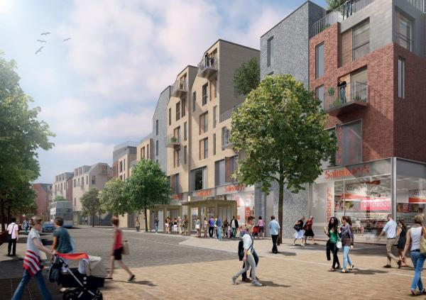 Winchester civic chiefs set to allow developer Henderson to apply for new Silver Hill scheme