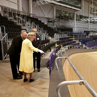 Queen meets Games volunteers