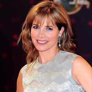Darcey Bussell said her first appearances on Strictly Come Dancing were 'terrifying'