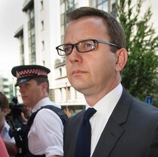 Romsey Advertiser: Andy Coulson is to appear in a Scottish court