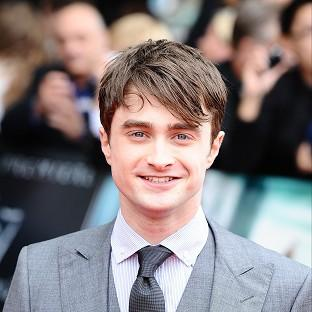 Daniel Radcliffe played Harry Potter in the films