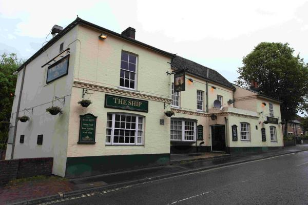 Former pub the Ship Inn is to be converted into a children's nursery