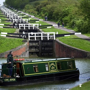 John Sergeant will explore the UK's canals in a new TV programme