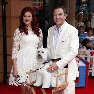 Romsey Advertiser: Pudsey The Dog: The Movie held its premiere at Vue West End, Leicester Square, London.
