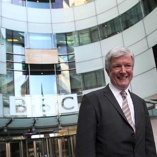Tony Hall says the BBC is
