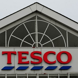 'Outsider' hope for troubled Tesco