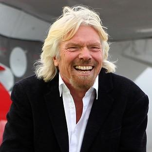Virgin chief Sir Richard Branson has called for a rethink of Britain's d