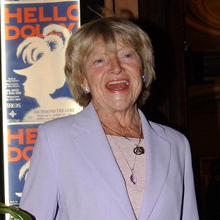 Screen veteran Dora Bryan dies