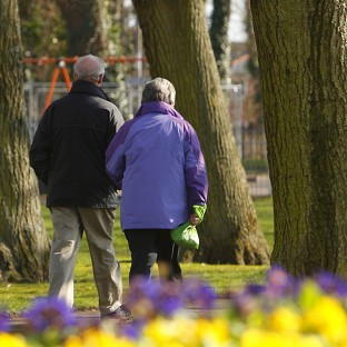The number of people diagnosed with dementia has soared in the last seven years, figures show