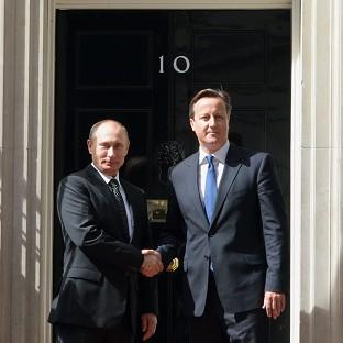 Prime Minister David Cameron says Nato must seek to address its relationsh