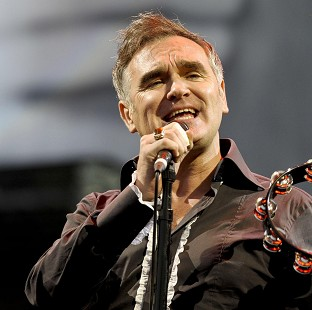 Morrissey has parted company with record label Harvest