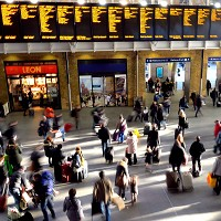 Train firms 'could improve trust'