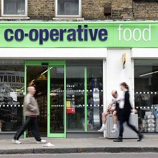 The Co-operative said the money will go to its farming groups